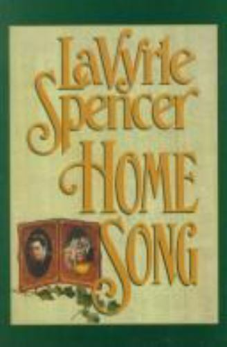 Home Song [G K Hall Large Print Book Series]