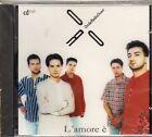 ORO ONDE RADIO OVEST CD fuori catalogo L'AMORE E' 1994 nuovo sigillato