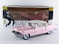 GREENLIGHT COLLECTIBLES 1/18 CADILLAC Fleetwood Serie 60 Elvis Presley - 1955 12