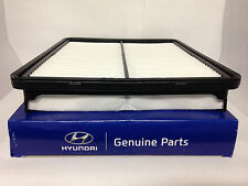 Genuine OEM Hyundai Engine Air Filter Element 28113-2P100 Azera Sonata Santa Fe
