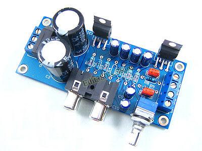 TDA2030A Audio Power Amplifier Finished Board OCL 18W+18W Two Dual Channel Board
