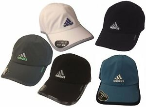c94d6d5bd87b Image is loading didasAdidas-Adizero-Cap-Adjustable-Fit-Climacool -UV-Protection-