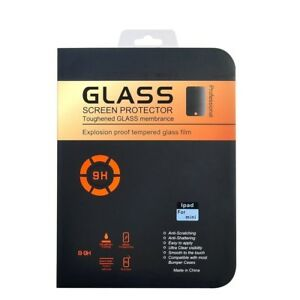 """HD Clear Tempered Glass Screen Protector For New iPad 6th Generation 9.7"""" 2018 692753135131"""