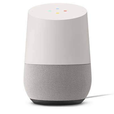 GOOGLE HOME VOICE ACTIVATED SMART SPEAKER & PERSONAL ASSISTANT BRAND NEW