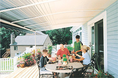 SunSetter Awning Rainaway Arches for SunSetter 900XT ...