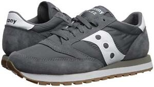 Image is loading Saucony-Originals-Men-039-s-Jazz-Sneaker-Grey- bfef3bb2261