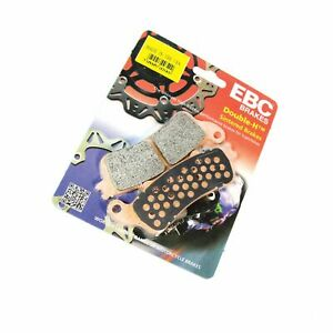 EBC Organic Rear Brake Pads For Yamaha 2002 XJ600N