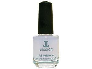 Jessica Cosmetics Treatments Nail Whitener 14.8ml Natural Nail ...