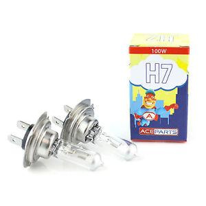 PORSCHE-Boxster-986-100W-Xenon-HID-clair-faible-dip-faisceau-ampoules-phare-paire