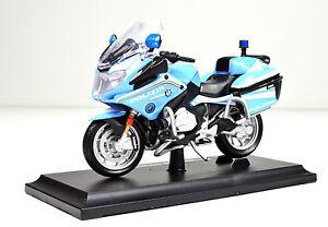 Details Zu Bmw R 1200 Rt Polizei Italien Massstab 1 18 Motorradmodell Von Maisto