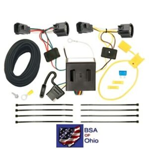 Trailer-Hitch-Wiring-Tow-Harness-For-Dodge-Nitro-2007-2008-2009-2010-2011