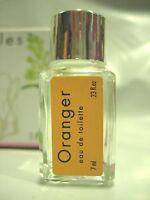 Womens Fragonard Orange 7 Ml Vanity Travel Edt Perfume Jasmine Musk Neroli