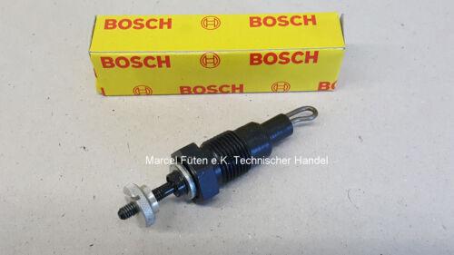 Bosch Glühkerze 0,9 Volt f Hanomag R16 R19 R217 Traktor Oldtimer Schlepper