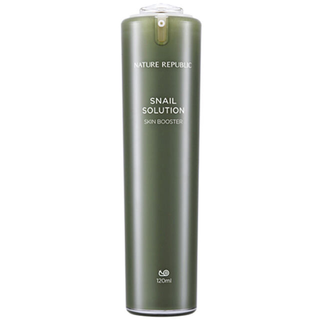 Nature Republic Snail Solution Skin Booster 120ml