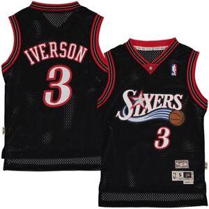 sixers black jersey