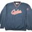 thumbnail 1 - Nike-Chicago-Cubs-Men-039-s-2XL-Blue-Pullover-V-Neck-Jacket-Coat-Rizzo-Bryan-MLB