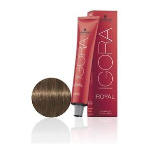 0b65b01f79 SCHWARZKOPF IGORA ROYAL HAIR COLOR 7-00 Medium Blonde Natural Extra ...