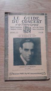 El-Guia-de-La-Concierto-Y-Las-Teatro-Letra-Antonio-Lucas-Moreno-N-22-1928