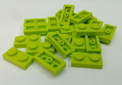 Lego Lot of 20-1 x 2 Plate 3023 Choose Your Color
