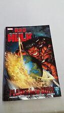 RED HULK: Planet Red Hulk, Marvel Comics, TRADE Paperback TPB