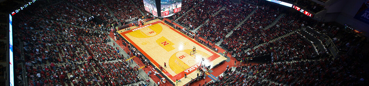 Maryland Lady Terps at Nebraska Cornhuskers Women's Basketball