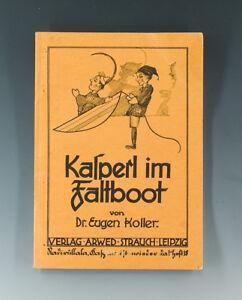 Heft-KASPERL-im-FALTBOOT-um-1925