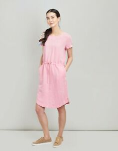 Joules-Kiera-Dress-Rose-Hip-Now-With-30-Off