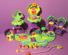 Polly Pocket Mini  Disney ♥ Winnie Pooh ♥ Gr. Hundertmorgenwald ♥ 95% Komplett ♥