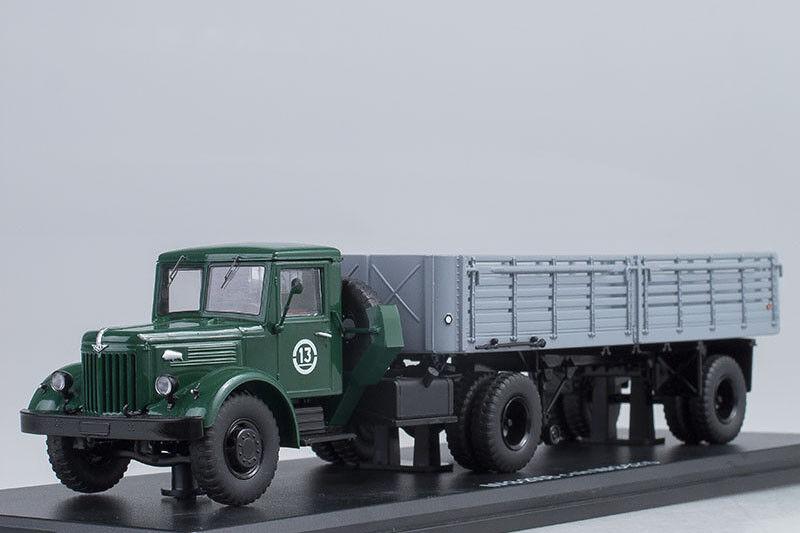 Maz 200 V Unidad de tractor con Maz 5215 modelos modelos modelos de escala de inicio el 1 43 SSM700 719729