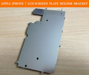 Details About Apple Iphone 7 Screen Repair Lcd Fix Metal Back Rear Plate Holder Frame Bracket