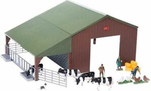 BRITAINS-Farm-Building-set-1-32-Diecast