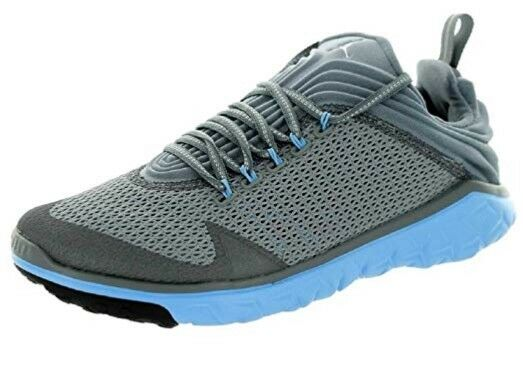 Jordan Flight Flex Trainer Cool Grey/White/Carolina Blue size 10 Price reduction The most popular shoes for men and women