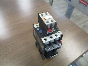 TELEMECANIQUE 50 AMP 600 VAC 110V COIL CONTACTOR LC1D3201 W// LA1DN11 AUX CONTACT