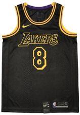 Nike Kobe Bryant La Lakers Black Mamba Jersey Youth Size M - 100 ...