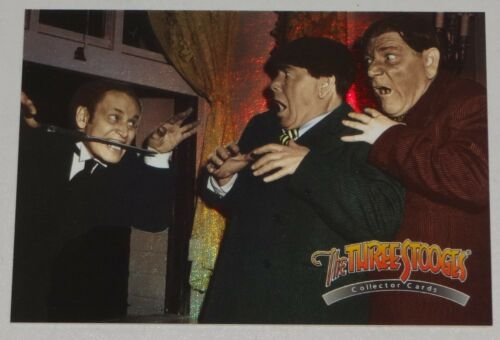 Three Stooges Cards Breygent Shemp The Original 3rd Stooge Chase Card Selection