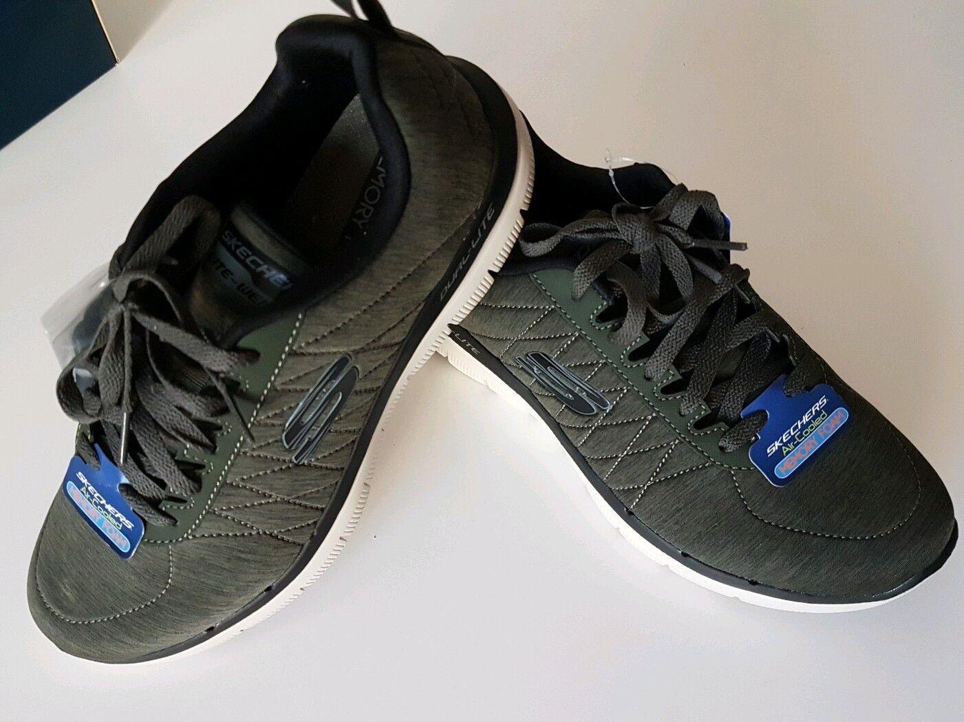 Sketchers *NEU** Flex Advantage 2.0 Chillston Sneakers Grösse 41 *NEU** Sketchers af12a5