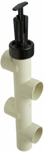 "Filters Pentair PacFab 263079 2/"" PVC Slide Valve for Pool//Spa Sand and D.E"