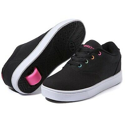 Black / Rainbow Kids Girls Skate Shoe