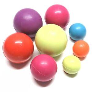 Karlie-Flamingo-BALL-Gummi-Hundespiel-Apportierspiel-Wurfspiel-Gummiball