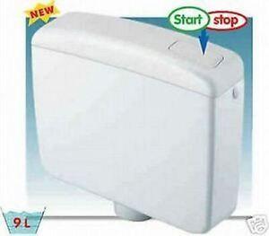 Cassetta scarico acqua bagno zaino wc esterna beta lt 9 ebay - Scarico acqua bagno ...