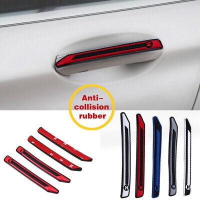 Red Rubber Strip Auto Car Door Edge Protector Moulding Trim Guard Universal UK