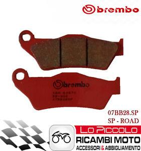 Bmw R 1200 Gs 2004 / 2012 Brembo Pastiglie Freno Sinterizzate Posteriori