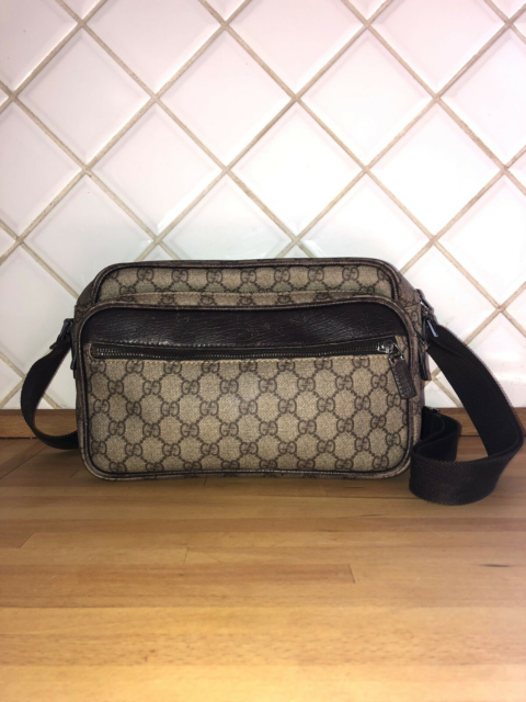 Crossbody, Gucci, andet materiale,  Sælges for min…
