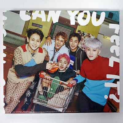 HIGHLIGHT - CAN YOU FEEL IT? (1st Mini) [Sense ver.] CD+Photobook+Poster