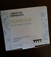 Creative Memories Notebook Border Maker Cartridge Tool Scrapbooking School Paper