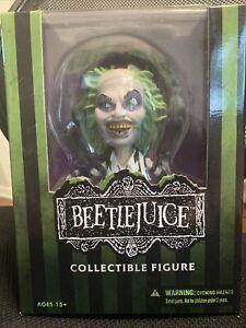 "Beetlejuice Stylized Collectible 6"" Action Figure NEW SEALED Mezco Toyz Horror"