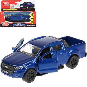 Diecast-Metal-Model-Car-Ford-Ranger-1-36-Scale