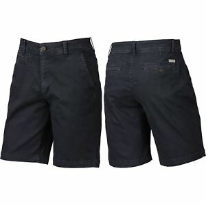 Mens-Big-King-Chino-Shorts-RedHead-Stretch-Casual-Cotton-Cargo-Jeans-Half-Pants