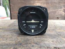 Electric Turn Coordinator by Britain model TC100 24 28 volt