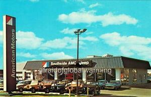 photo 1976 7 philadelphia pa southside amc jeep auto dealership ebay. Black Bedroom Furniture Sets. Home Design Ideas